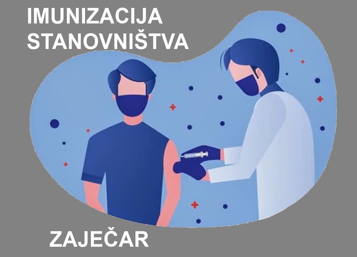 Zaječar: 39.727 građana Zaječara primilo vakcinu